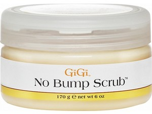 No Bump Scrub