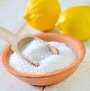 Лимоны и сахар